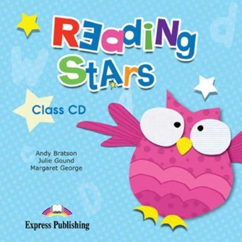 Reading Stars. Class Audio CD. Аудио CD
