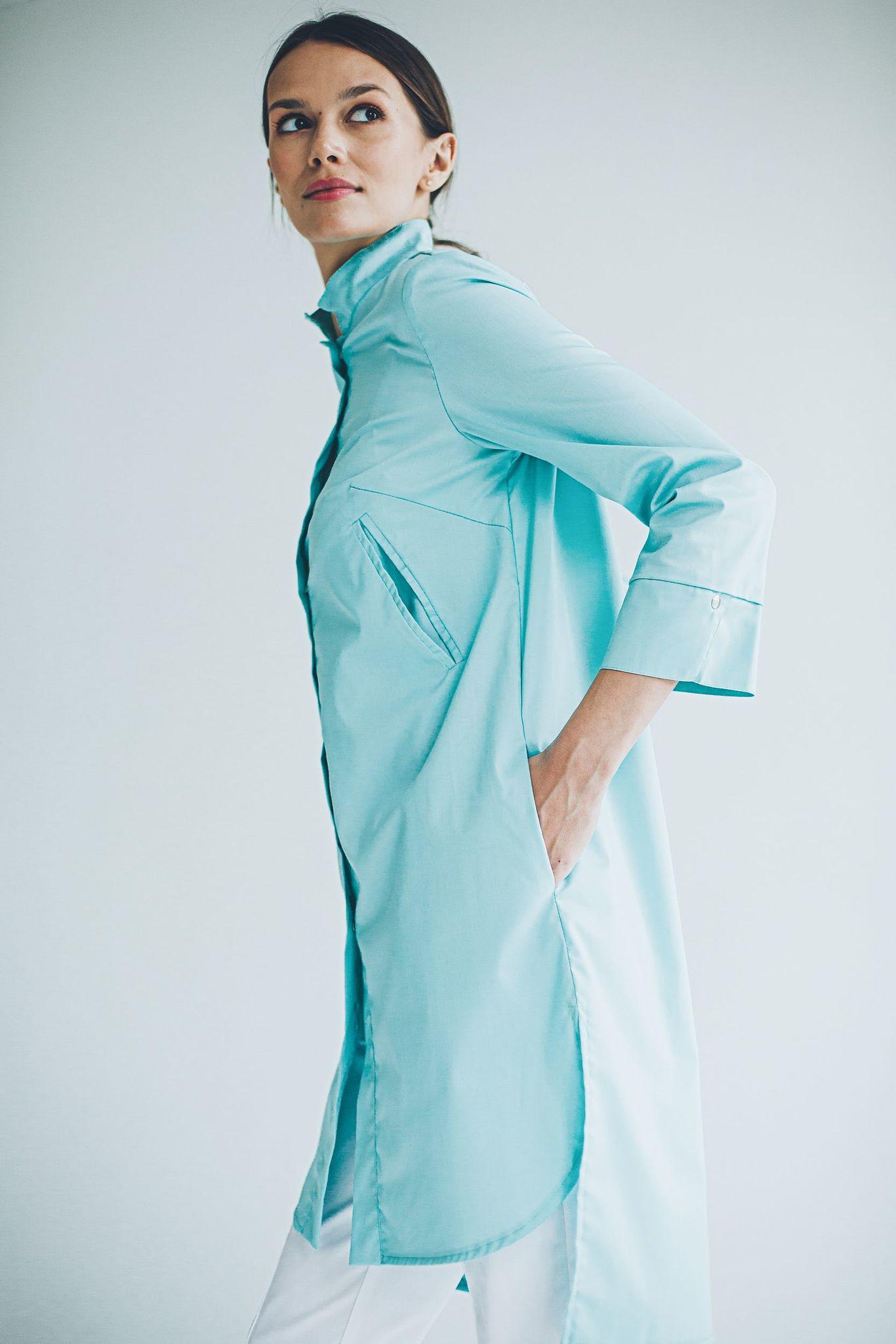 Блуза женская медицинская М 298