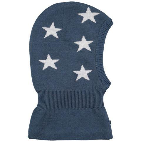Детская шапка шлем Molo Snow Midnight Navy