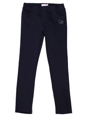 GPT005275 Брюки для девочек, темно-синие