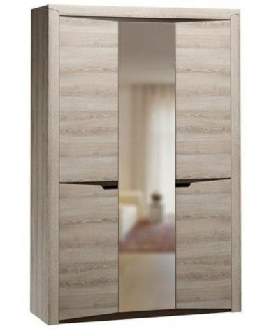 Шкаф  ГАРДА 3-х дверный ясень таормино