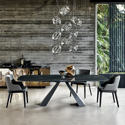 Обеденный стол Eliot Keramik, Италия