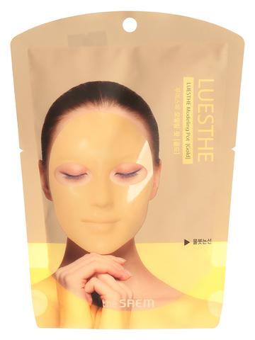 СМ Маска для лица альгинатная Luesthe Modeling Pot [Gold]  25гр