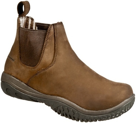 Ботинки Duke Worn Brown (Baffin)