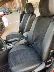 Чехлы на Mazda 3 седан 2010–2014 г.в.