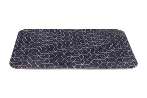 Плюшевый коврик 120х160 см Tetrix