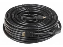 Кабель HDMI (п)-HDMI(п) 20м с усилителем