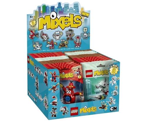 LEGO Mixels: Скрабз 41570 — Skrubz — Лего Миксели