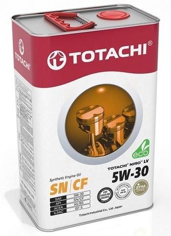 NIRO LV SYNTHETIC 5W-30 TOTACHI масло моторное синтетическое (4 Литра)
