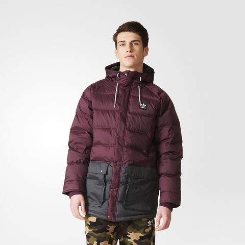 Куртка мужская adidas ORIGINALS DOWN JACKET