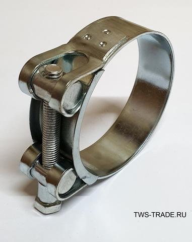 Хомут РОБУСТ 68-73 мм силовой