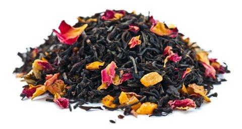 Ноктюрн  Чай Gutenberg черный ароматизированный 100 гр.