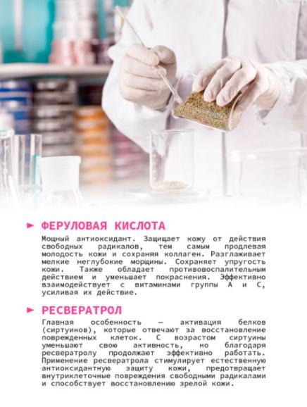 ART&FACT Ferulic Acid 3%+Resveratrol 3% сыворотка под мезороллер