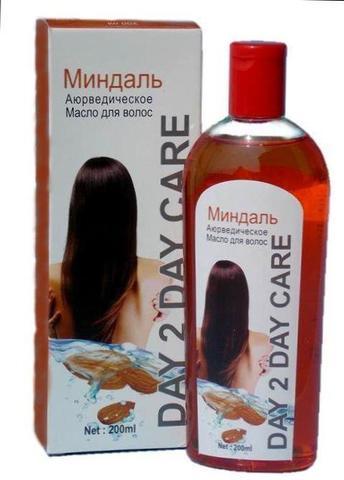 Масло для волос  Аюрведическое (Дэй Ту Дэй Кэр) Миндаль 200мл