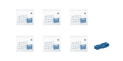 Вакуумные пакеты 4FOOD 21x23 см, 6 шт