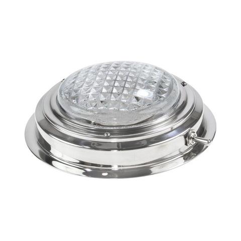 Светильник интерьерный светодиодный накладной, Ø127 мм, 2 режима свечения