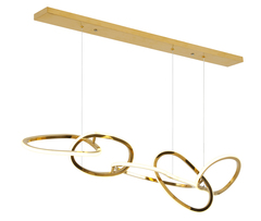 светильник Unfolded Hanging RING 5