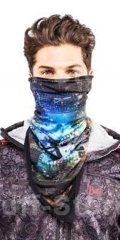 Бандана-шарф флисовая Buff Mission Control