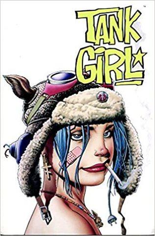 GRANT, ALAN: Tank Girl: Apocalypse