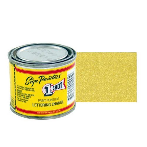 Эмали для пинстрайпинга Эмаль для пинстрайпинга 1 Shot Золото (Metallic Gold), 118 мл gold.jpg