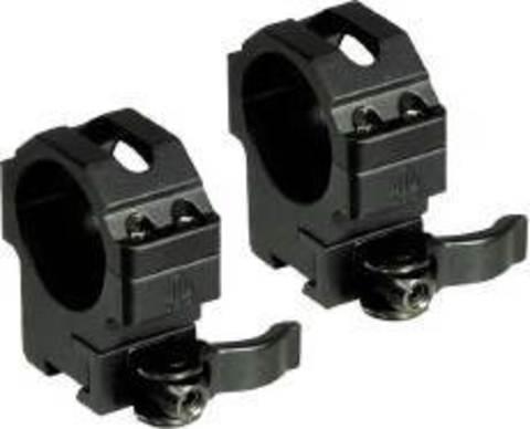 Кольца UTG Leapers на Ласточкин хвост, средние, 25,4 мм [RQ2D1154]