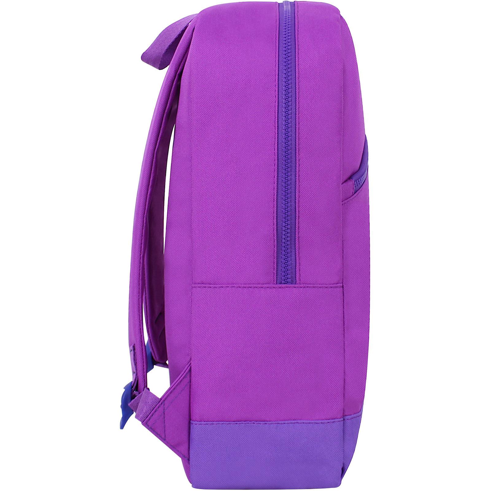 Рюкзак Bagland Amber 15 л. 339 фиолетовый/бузок (0010466) фото 2