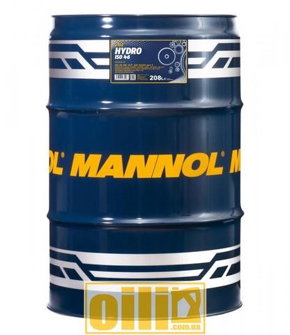 Mannol 2102 HYDRO ISO 46 208л