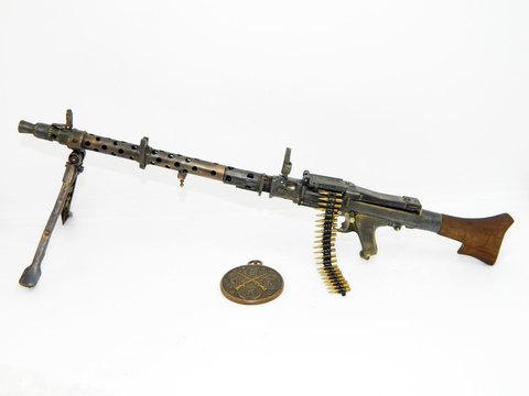 Machine gun - MG34