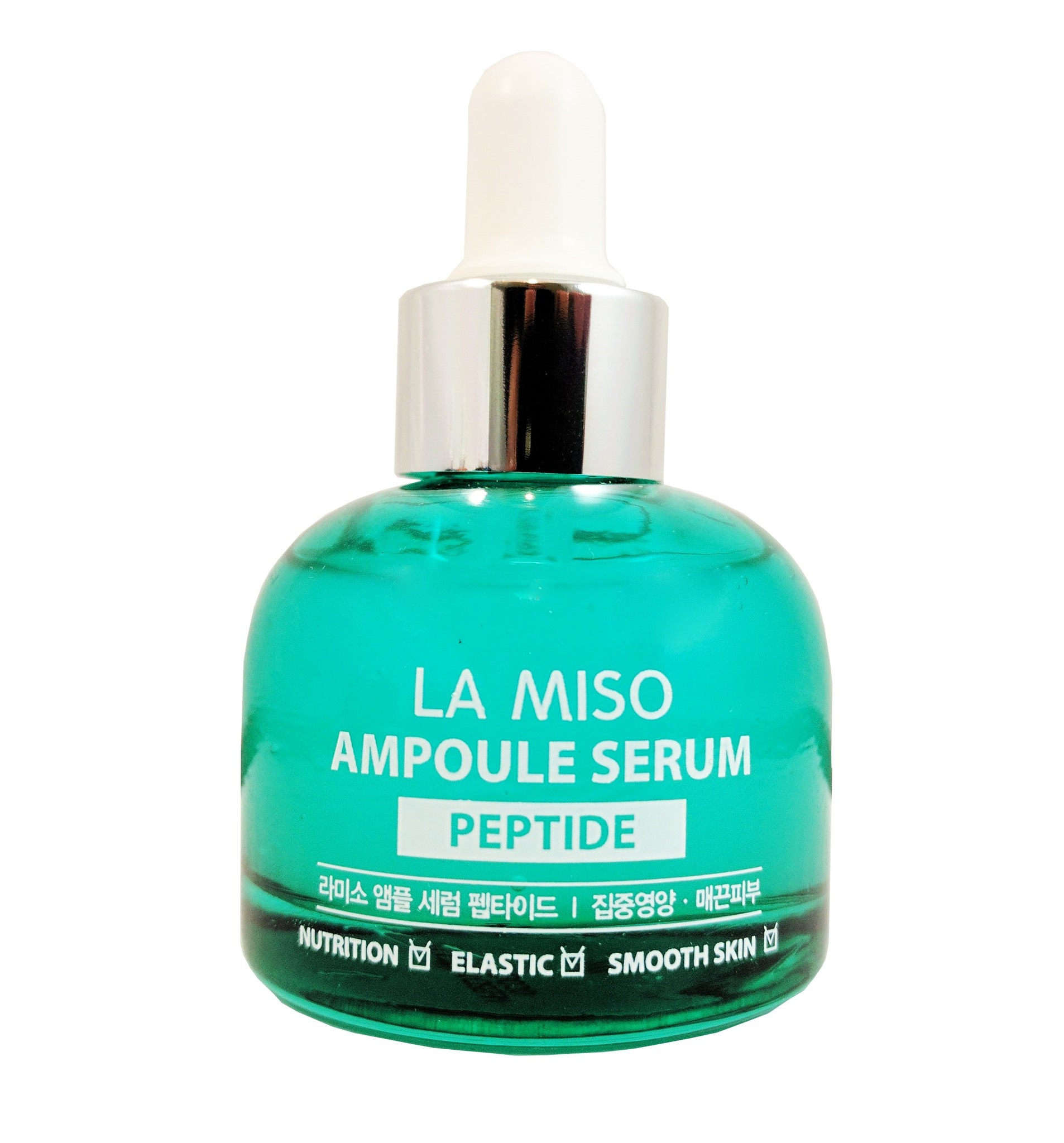 Восстанавливающая сыворотка с пептидами La Miso Ampoule Serum Peptide Корея