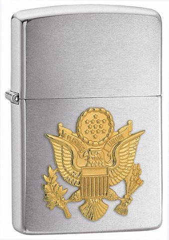 Зажигалка Zippo U.S. Army Emblem