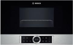 Микроволновая печь встраиваемая Bosch Serie | 8 BEL634GS1 фото