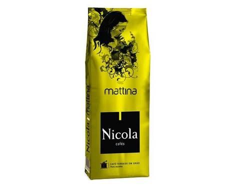 Кофе в зернах Nicola Mattina, 1 кг