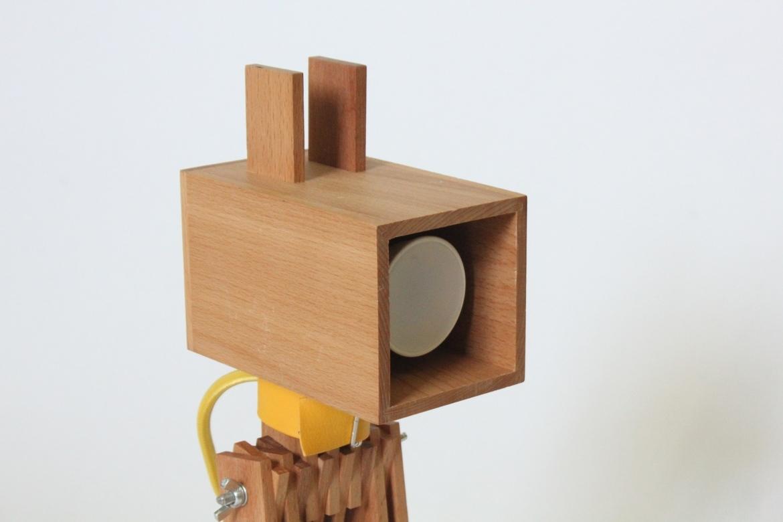 Настольная лампа Щенок
