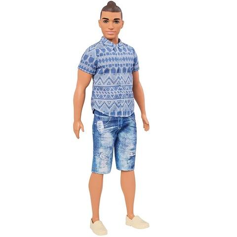 Барби Кен Fashionistas 13 Джинсовый Стиль