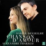 Sabine Devielhe, Alexandre Tharaud / Chanson D'amour (LP)