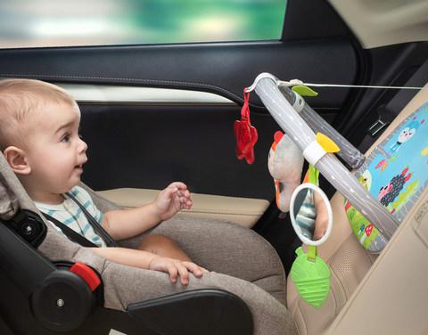 Benbat Double Sided Car Arch развивающая игрушка в автомобиль