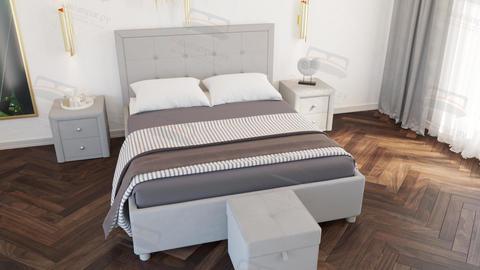 Кровать Димакс Норма плюс с основанием