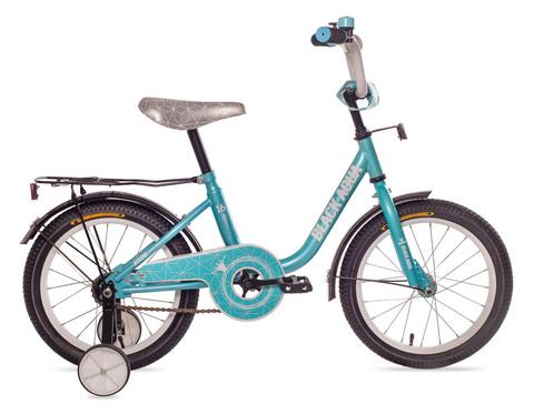 Велосипед BlackAqua 1603 /2020/ (бирюзовый)