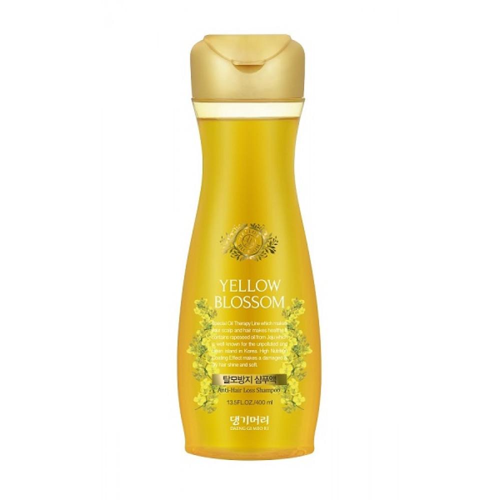 Шампунь против выпадения волос без сульфатов