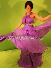 Евгения Феофилактова в платье Jovani 7506