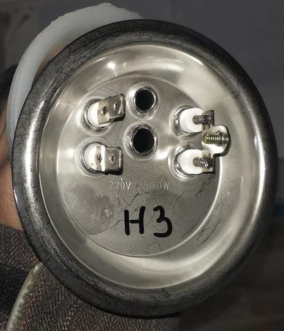 ТЭН 2,0 кВт RZL (22) M6 под анод
