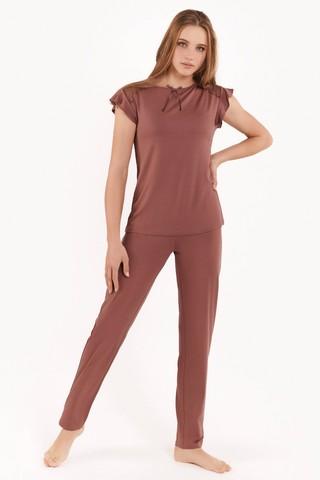 Пижама женская с короткими рукавами LISCA HARVEST 23312
