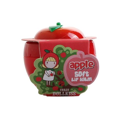 Urban Dollkiss Apple Soft Lip Balm бальзам для губ с экстрактом яблока01.