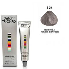 Constant Delight, Крем-краска DELIGHT TRIONFO 8.29 для окрашивания волос, 60 мл
