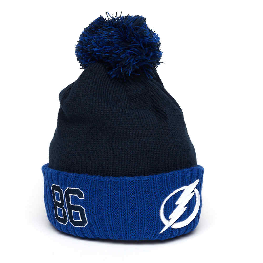 Шапка NHL Tampa Bay Lightning № 86
