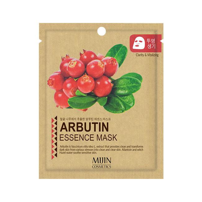 Тканевые Маска тканевая для лица MIJIN арбутин MIJIN ARBUTIN ESSENCE MASK 25гр 224524768.jpg