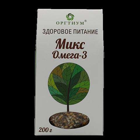 Микс Омега-3  ОРГТИУМ, 200 гр