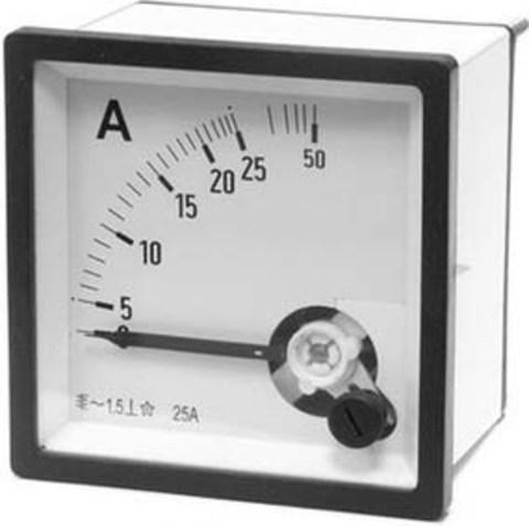 Амперметр А72П  20А-1.5 TDM