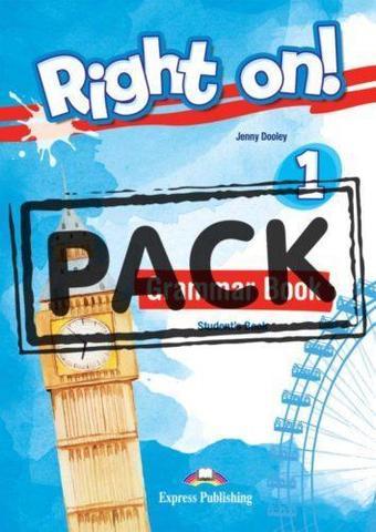 Right on! 1. Grammar book with Digibook app. Сборник грамматических упражнений для ученика (с ссылкой на электронное приложение)