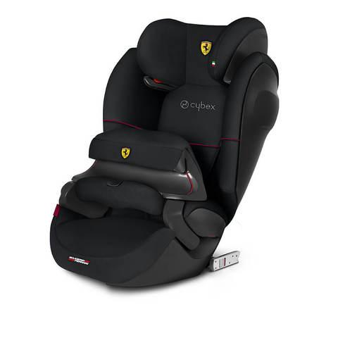 Автокресло Cybex Pallas M-Fix SL FE Ferrari Victory Black